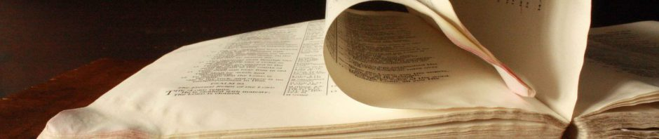 Bible Study Page | An online guide to searching the